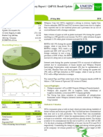 Welspun Corp Ltd - Q4FY11 Result Update