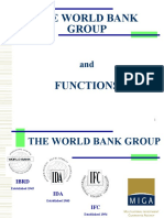World Bank Group & Functions