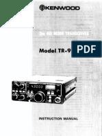 TR9130 User