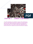 Short Note Chemistry Forn 5-Chapter 2 Carbon Compounds