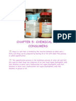 Short Note Chemistry Form 5-Chapter 5 Chemical for Consumer