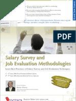 Salary Survey Flyer