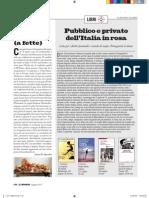 Pubblico e privato dell'Italia in rosa