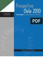 Prospectiva Chile 2010