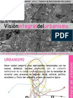 Expo Urb.integral