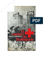 Konsalik, Heinz - El Medico de Stalingrado