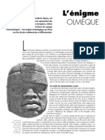Nexus 55 Archeologie L Enigme Olmeque
