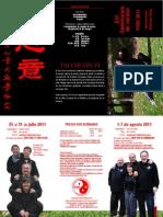 Seminarios Tai Chi Xin Yi - Poio-2011