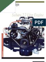 EJ22 Overhaul