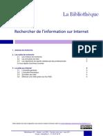 Recherche Information Internet Bibliotheque Hec