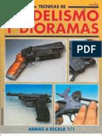 (30) Armas a Escala 1-1