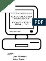 Curs Operare CFP