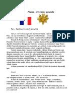 Franta prezentare generala