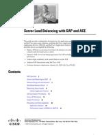 Cisco Load Balancer SAP