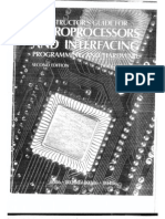 Solution Manual Microprocessors and Interfacing- DV Hall