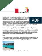Malta prezentare generala