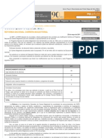 Reforma Nacional Carrera Magisterial -SEP-25 de Mayo de 2011