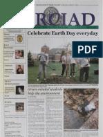 The Merciad, April 28, 2004