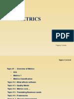 Metrics Casestudy