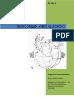 Guía Microorganismos al acecho 4°
