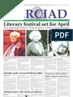 The Merciad, Feb. 2, 2005
