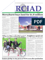 The Merciad, May 4, 2005