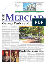 The Merciad, Oct. 19, 2005