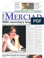 The Merciad, Dec. 7, 2005