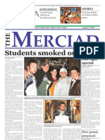The Merciad, Jan. 11, 2006