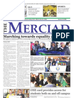 The Merciad, Jan. 18, 2006