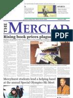 The Merciad, Feb. 8, 2006