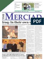 The Merciad, March 22, 2006