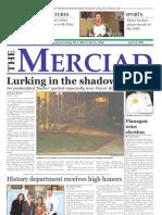 The Merciad, April 12, 2006