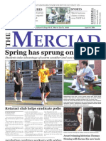 The Merciad, April 19, 2006