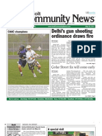 Holt Community News-May 21, 2011-Intent to Sell Bonds