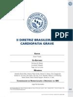 Diretriz Cardiopatia Grave