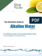 Alkaline for Life