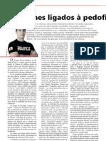 Artigo 2011 - AMMP - CRIMES LIGADOS À PEDOFILIA - p 8e 9 AMMP Noticias 33 março11