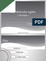 Methode Agile Scrum (Par Nadischka