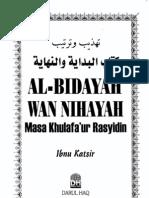Terjemah Al Bidayah Wan Nihayah Oleh Ibnu Katsir