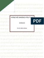 Hyrje Ne Shkenca Politike-DORACAK