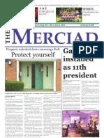 The Merciad, Sept. 20, 2006