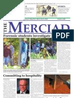 The Merciad, Oct. 4, 2006