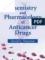 Chemistry and Pharmacology of Anticancer Drugs - D Thurston (Crc, 2007) Ww