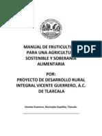 Manual de Fruticultura Del Gvg