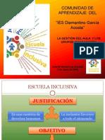 11. Comunidad de Aprendizaje IES Diamantino García Acosta