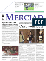The Merciad, Nov. 1, 2006