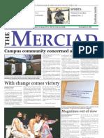The Merciad, Nov. 8, 2006