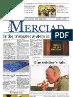 The Merciad, Dec. 13, 2006