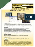 Programação Básica de CLPs SIEMENS S7 300-400